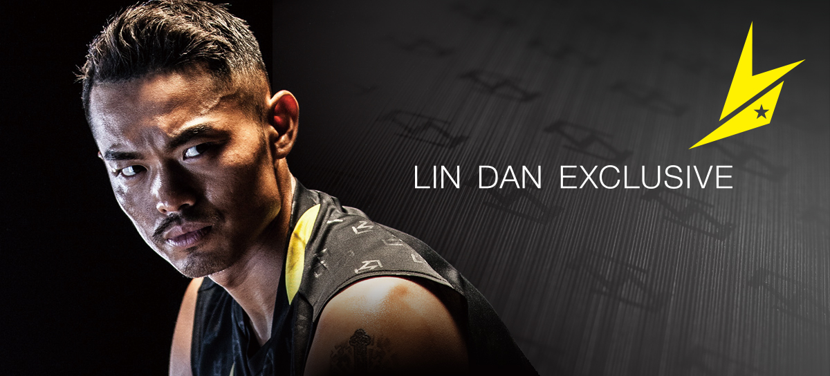 LIN DAN EXCLUSIVE