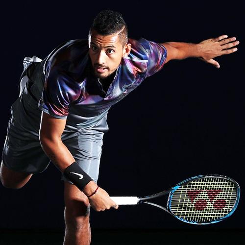 Nick Kyrgios ニック・キリオス | YONEX TENNIS ヨネックステニス ニッ